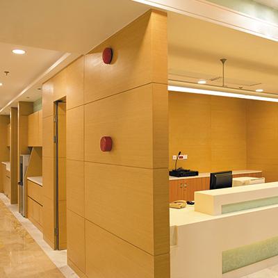 Hotel Cabinet